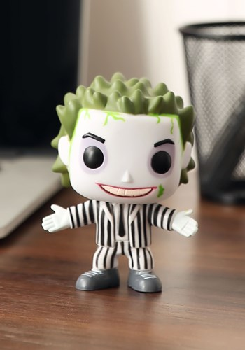 POP Beetlejuice Vinyl Figure