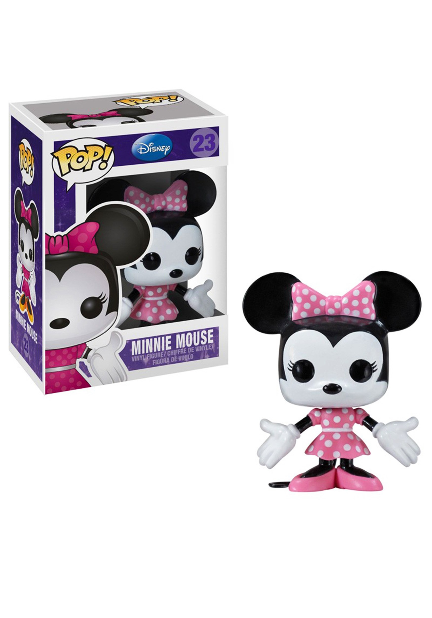 POP Disney Minnie Mouse Vinyl Figure FN2476