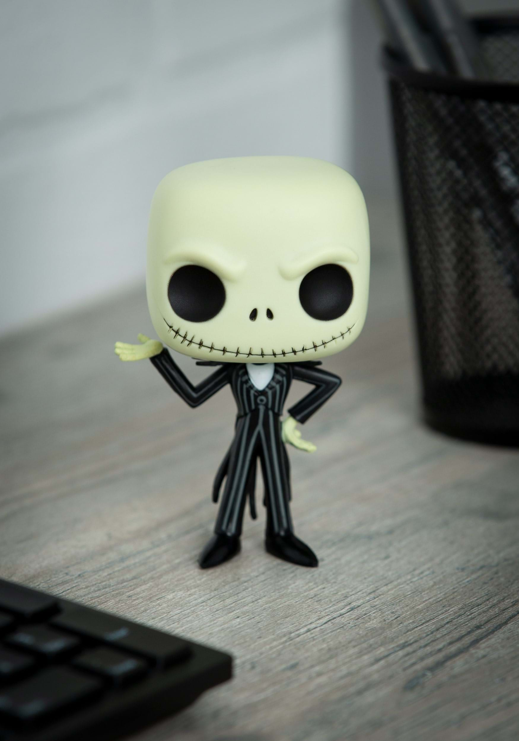 POP Disney Jack Skellington Vinyl