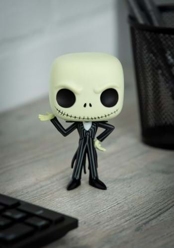 POP Disney Jack Skellington Vinyl Figure