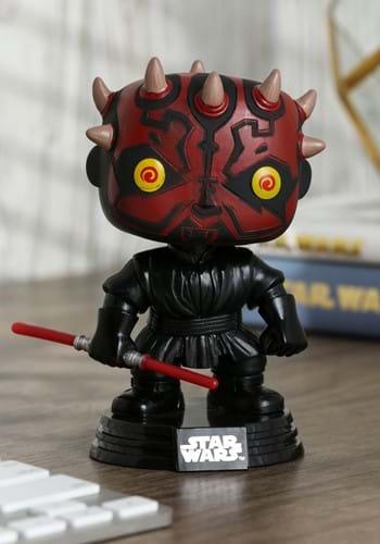Funko POP! Star Wars Darth Maul Bobblehead Figure update