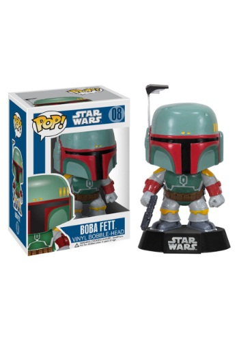 POP Star Wars Boba Fett Bobblehead FN2386