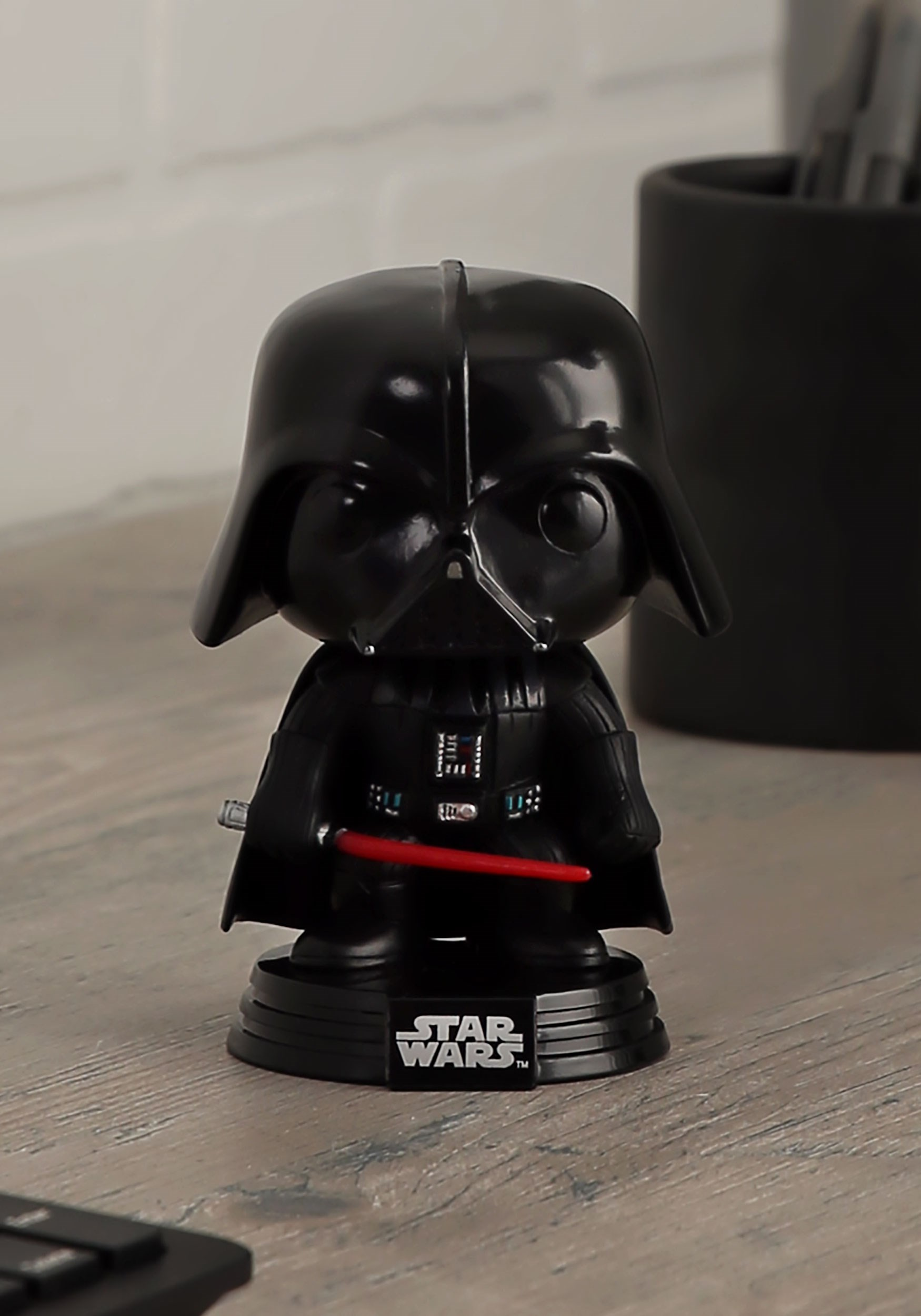 Pop Star Wars Darth Vader Bobble Head