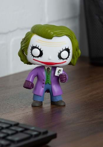 POP Heroes-Dark Knight Joker Vinyl Figure Update