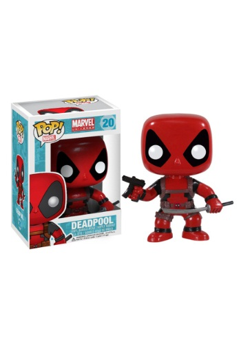 POP Marvel Deadpool Vinyl Figure
