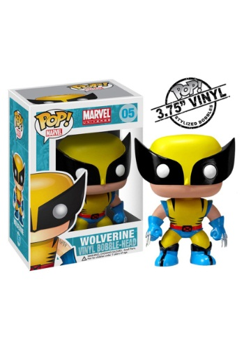 POP Marvel Wolverine Bobble Head FN2277-ST
