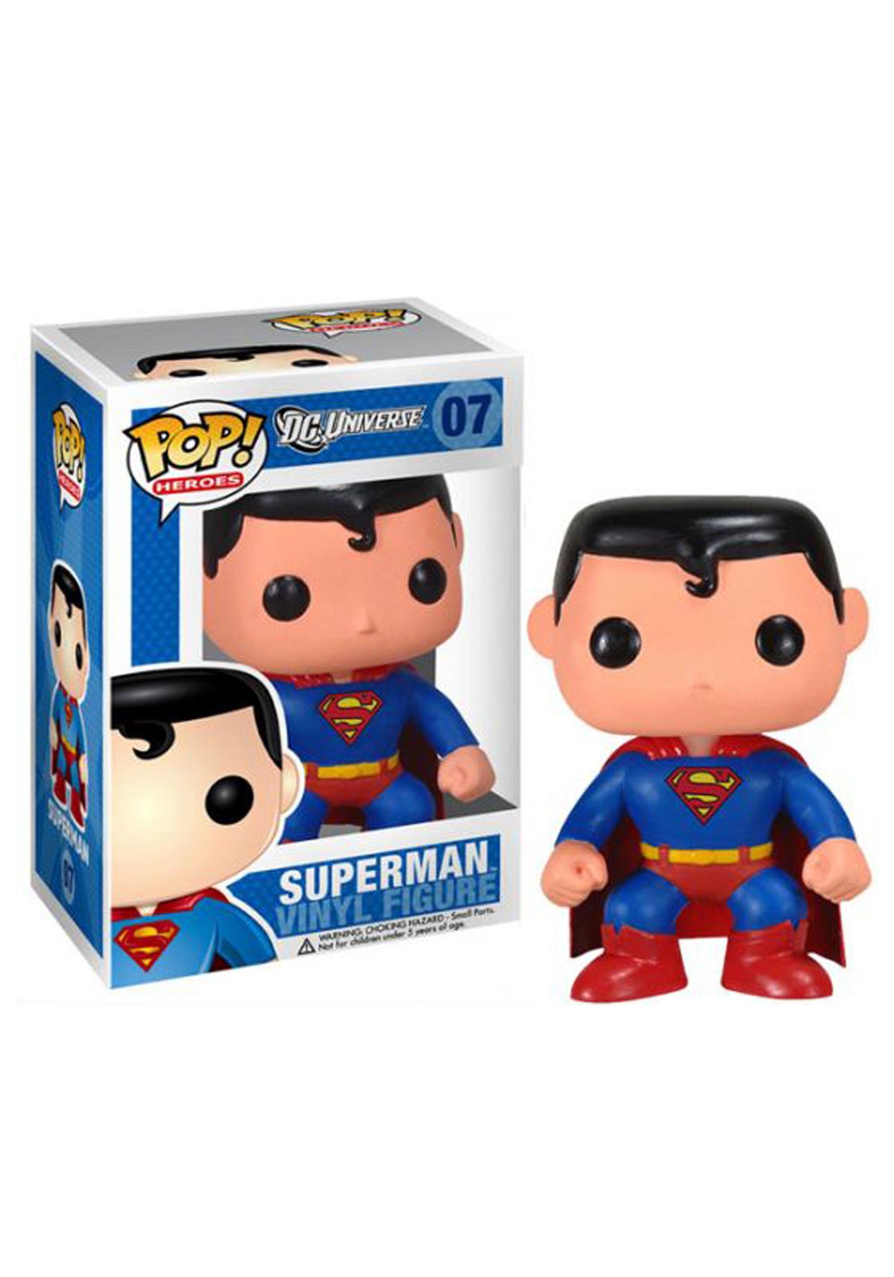 POP Heroes-Superman Vinyl Figure FN2250