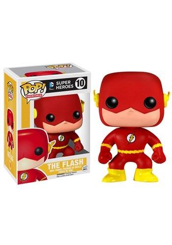 POP Heroes The Flash Vinyl Figure Update