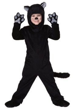 Toddler Black Cat Costume