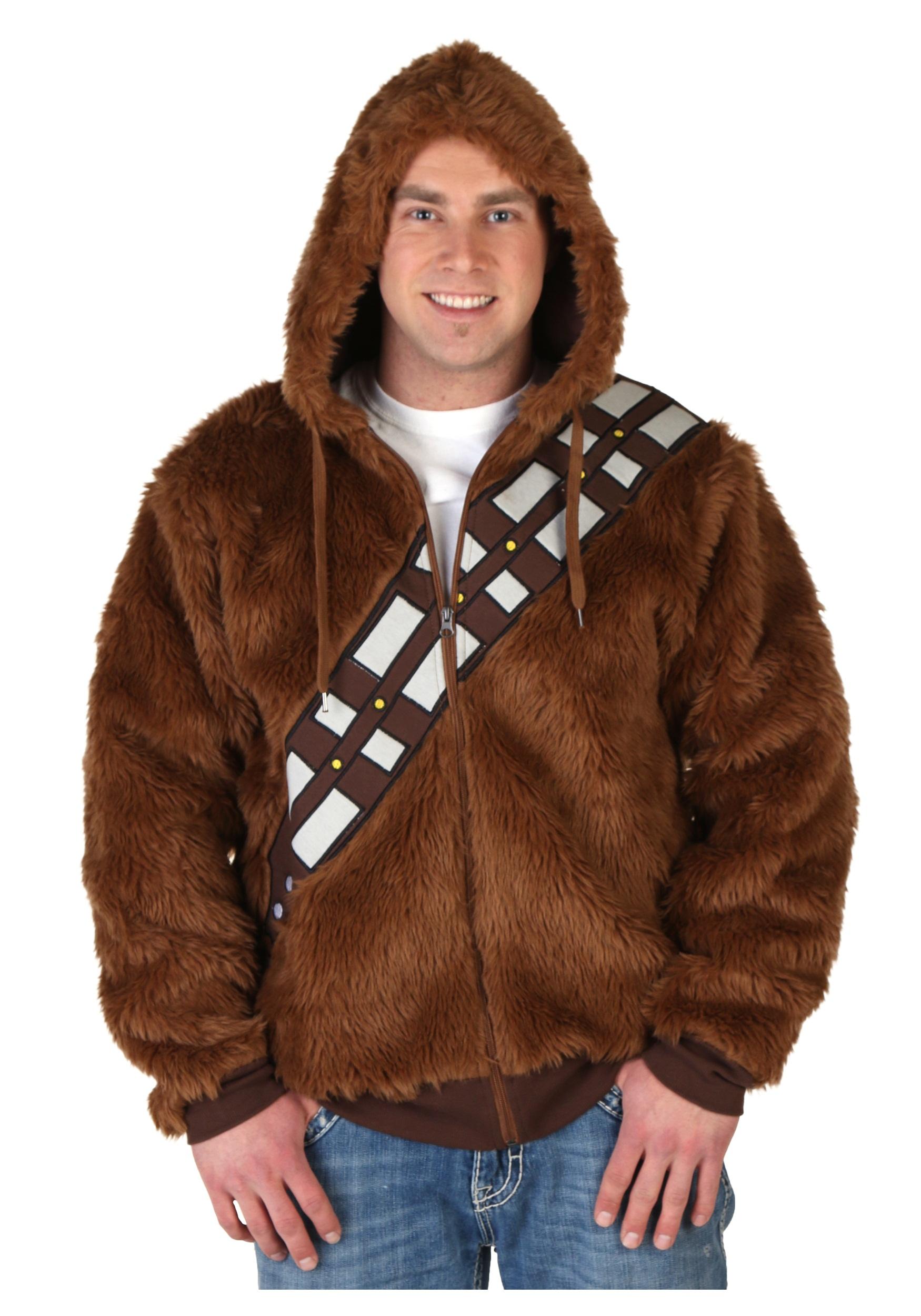 Chewbacca Womens Costume Star Wars Chewbacca Tunic Top
