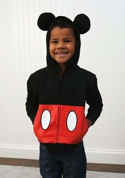 Toddler Mickey Mouse Hoodie Update