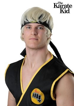 Karate Kid Johnny Men's Wig1
