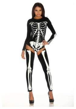 Womens Bad to the Bone Costume