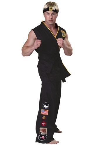 Authentic Karate Kid Cobra Kai Costume KAR2231AD