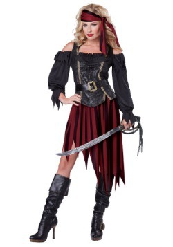 Queen of the High Seas WomensCostume