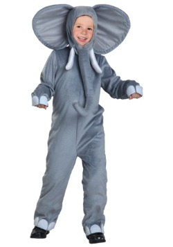 Toddler's Elephant Costume