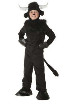 Kids Bull Costume