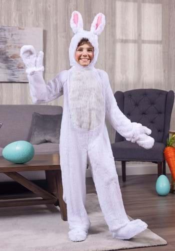 White Bunny Kid's Costume