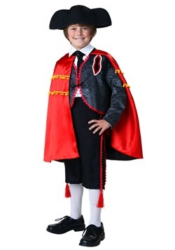 Kid's Matador Costume Update Main