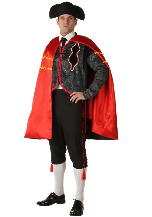 Adult Matador Costume Update Main
