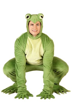 Deluxe Frog Adult Costume