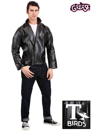Adult Grease T-Birds Jacket Costume update11