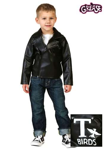 Toddler Grease T-Birds Jacket Update