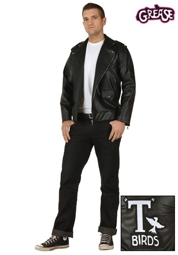 Plus Size Grease Authentic T-Birds Jacket update