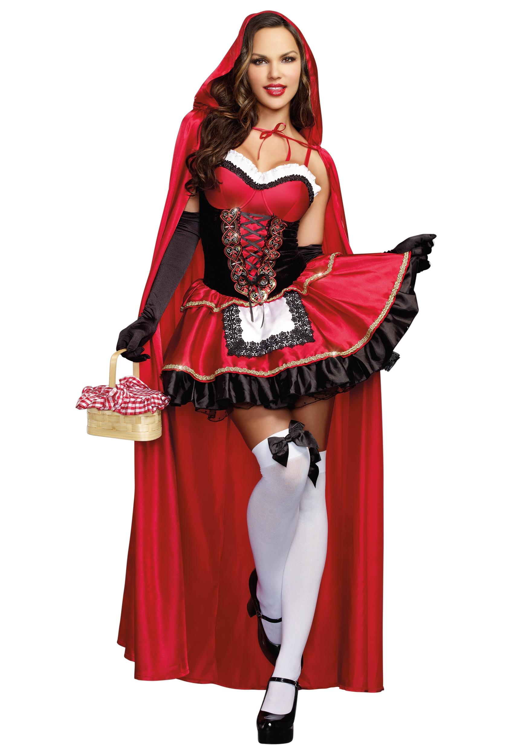 Women s Little Red Riding Hood Costume d83d331bd