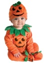 Li'l Pumpkin Onesie For Infants
