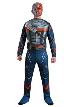 Arkham Origins Adult Deluxe Deathstroke Costume update1