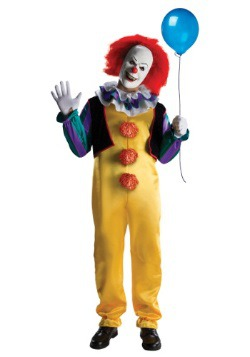 Deluxe Pennywise Mens Costume