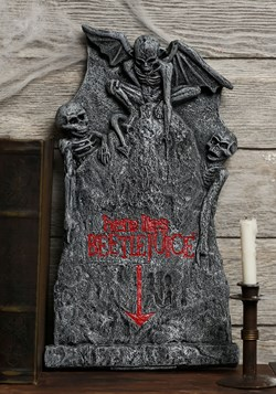 Beetlejuice Small Tombstone Update
