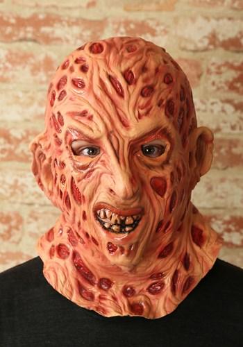 Freddy Full Head Mask Update