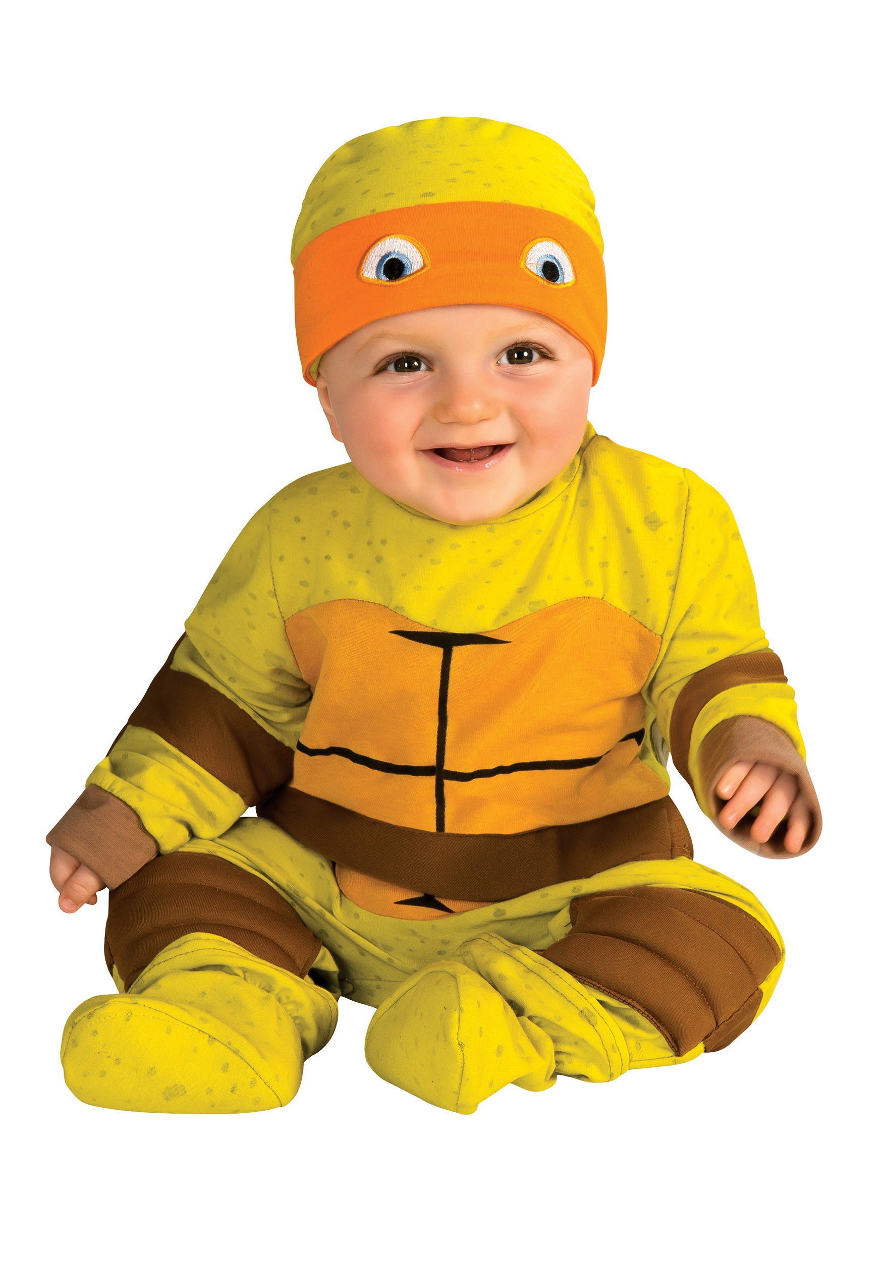 ... Infant Blue Ninja Turtle Jumper ...  sc 1 st  Fun.com & Infant Ninja Turtle Jumper