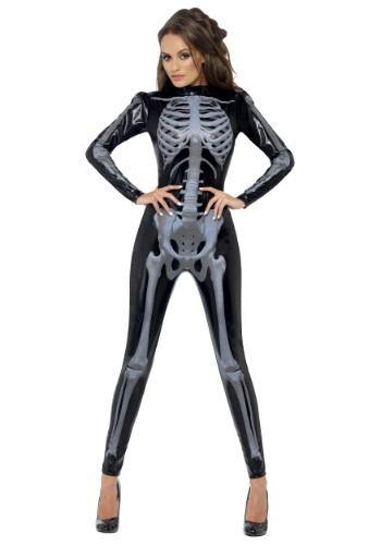 X-Ray Skeleton Women's Jumpsuit