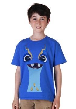 Kids Slugterra Tazerling Joules Face T-Shirt