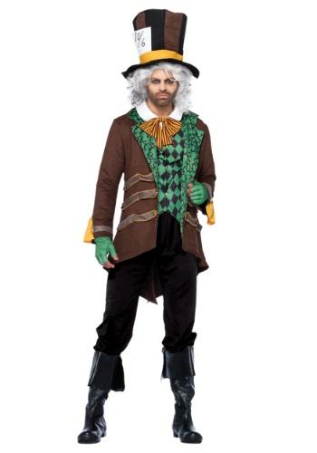 Men's Classic Mad Hatter Costume
