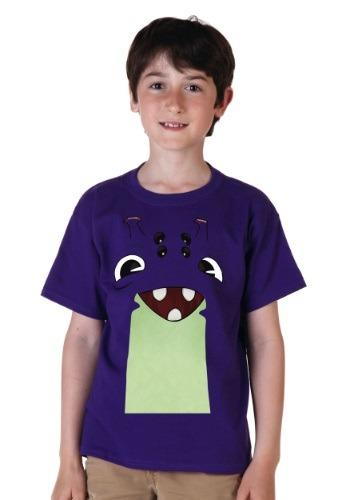 Kids Slugterra Arachnet Spinner Face T-Shirt