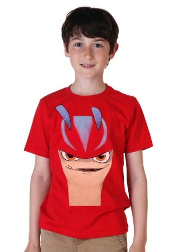 Kids Slugterra Rammstone Bludgeon Face T-Shirt