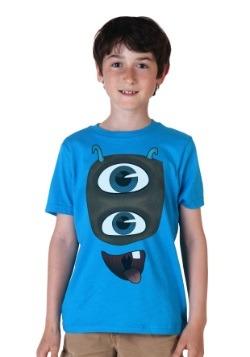 Kids Slugterra Enigmo Face T-Shirt