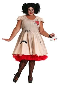 Voodoo Doll Plus Size Womens Costume