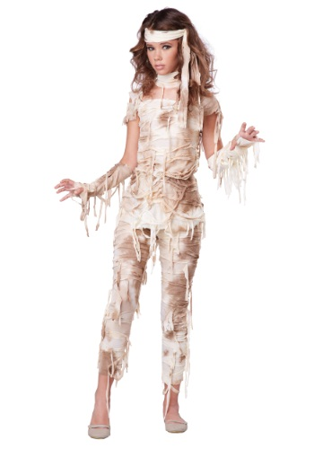 Mysterious Mummy Teen Costume
