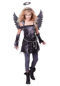 Teen Spooky Angel Girls Costume