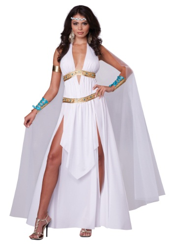 Glorious Goddess Costume For Women