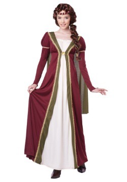 Women's Medieval Maiden Costume
