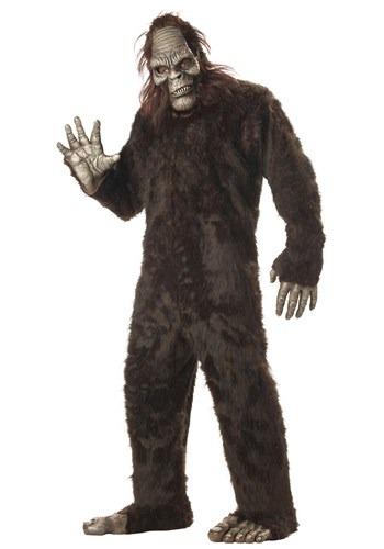 Legendary Bigfoot Plus Size Costume