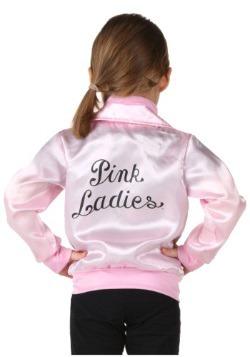 Toddler Grease Pink Ladies Jacket2