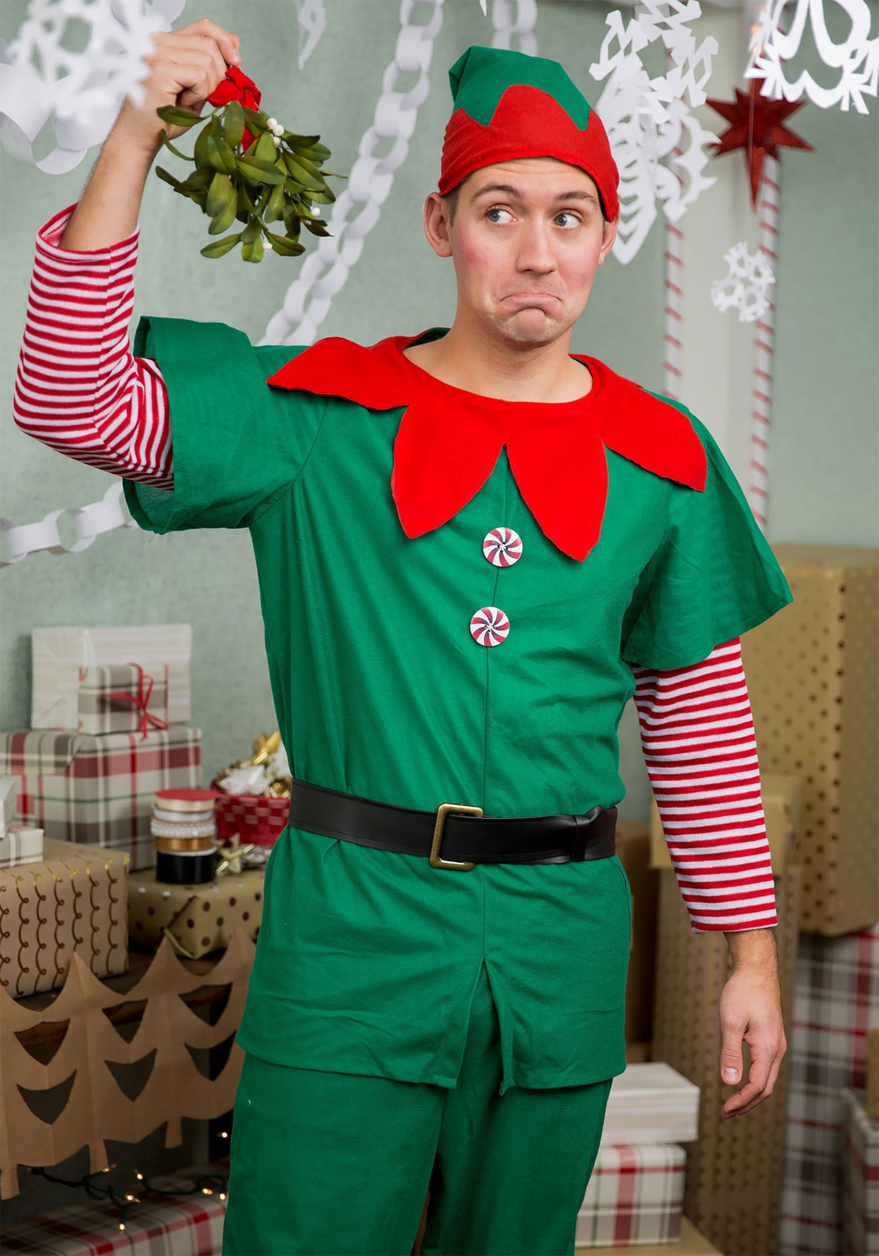 sc 1 st  Fun.com & Plus Size Elf Costume