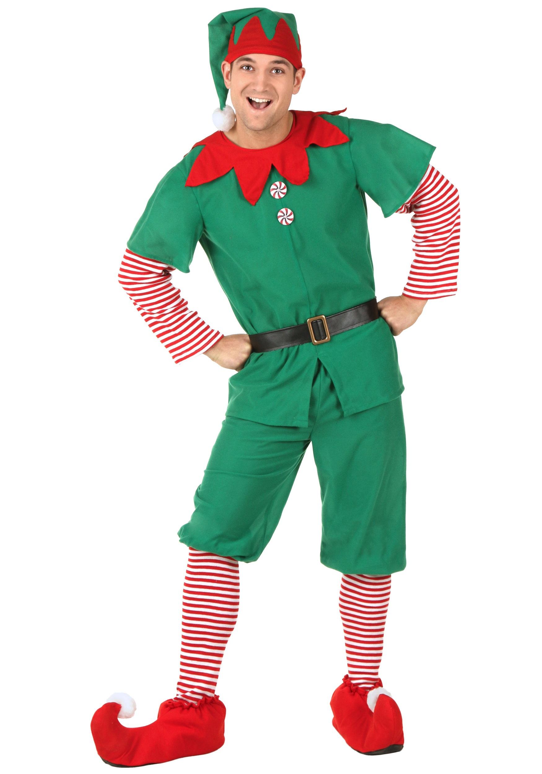 Adult Elf Costume-4503